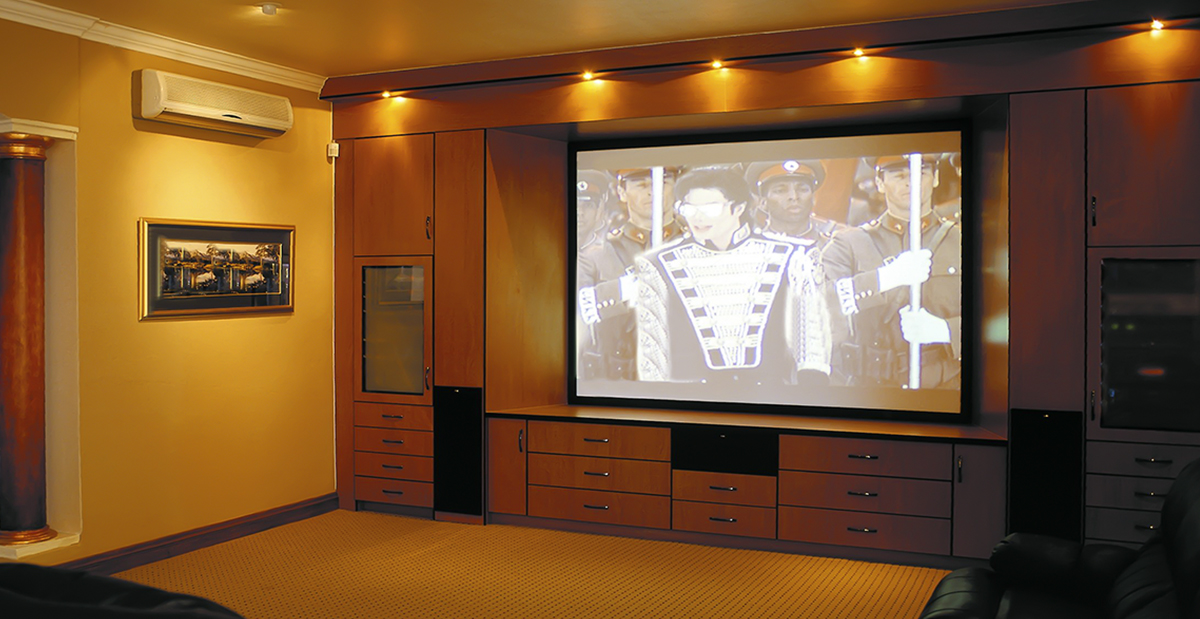 CINEMA, AUDIO & VIDEO CABINETRY